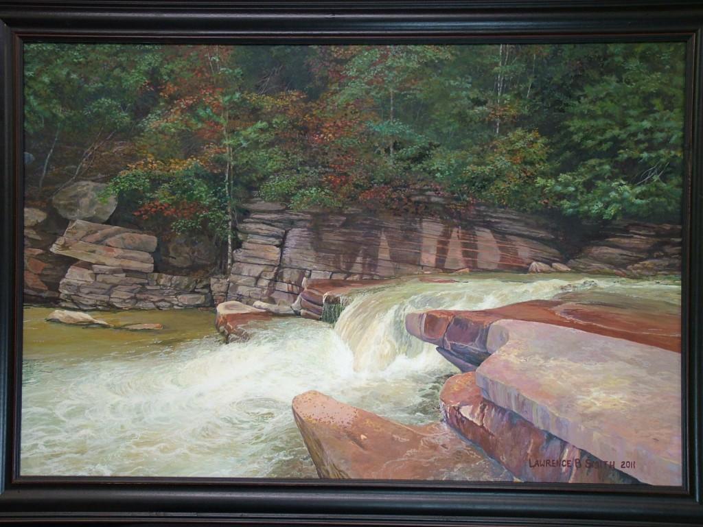 Tallulah River Rapids
