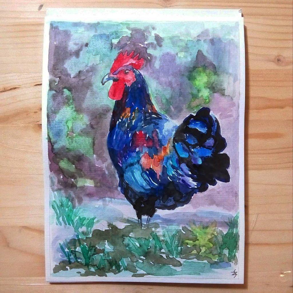 Nepali Chicken